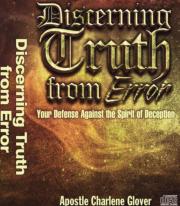 discerning truth from error