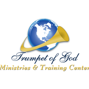 trumpet of god logo (2015)